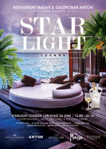 Flyer Starlight Lounge A5 RGB